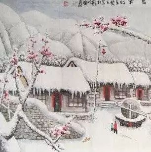 冯骥才:冬日絮语