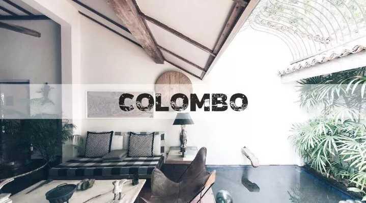 科伦坡|原来斯里兰卡竟然可以这么时髦!