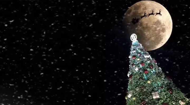 圣诞四城记|到底应该如何时髦地过圣诞~