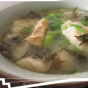 诸暨人的冬天就差这碗暖洋洋的麦嘎鸡,吃到心满意...