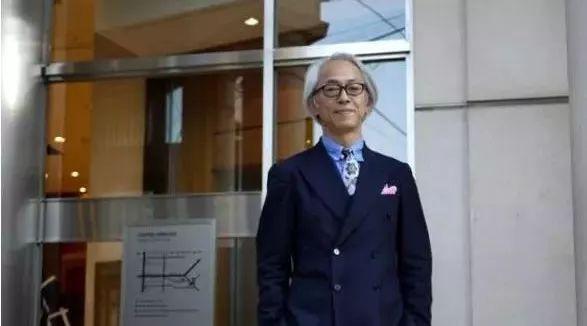 日本最会穿衣的大叔栗野宏文,今天他教你小众的日...
