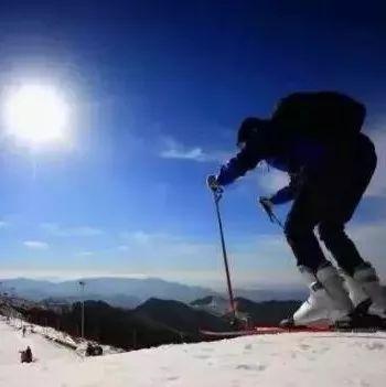 12月杭州周边这几大滑雪场即将开放!一起在一片...