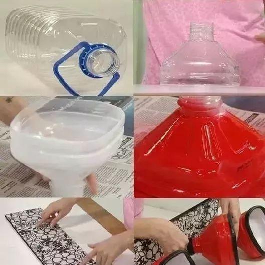 塑料瓶洗衣液瓶不要扔!这样改造用处可大了,连瓶...