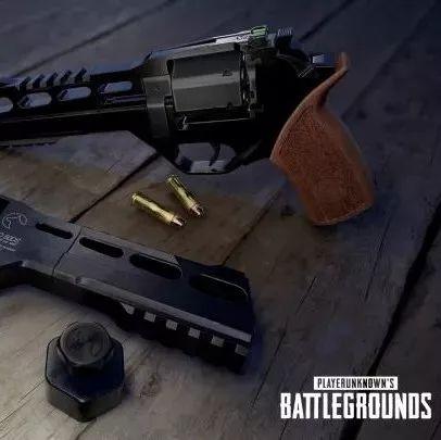 【绝地求生】最新更新的三把枪在现实中是什么情况?