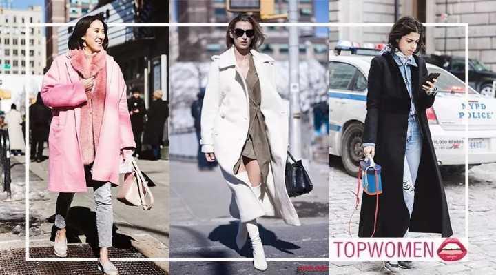 外套叠穿——温暖加倍,时髦翻倍