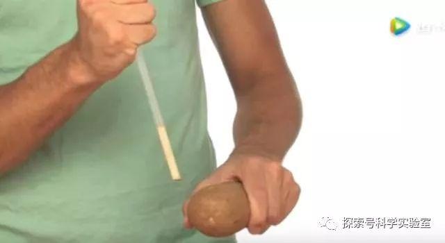 【12.11期】探索号实验室:为了科学,土豆献身!