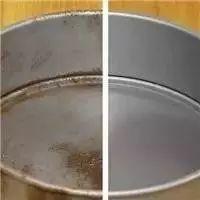 家里的锅生锈怎么办?偷偷教你一招,快速有效!