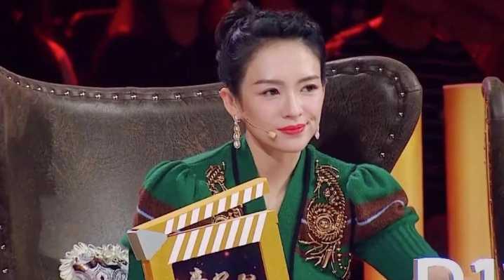 《演员的诞生》里的章子怡刘烨宋丹丹,就是你妈你...