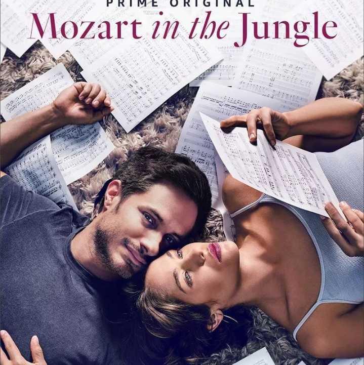 亚马逊《丛林中的莫扎特》第4季预告/海报首发