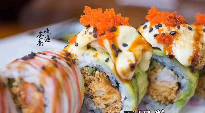 这家吃过都给满分的寿司店!一份鳗鱼饭让我魂都快...