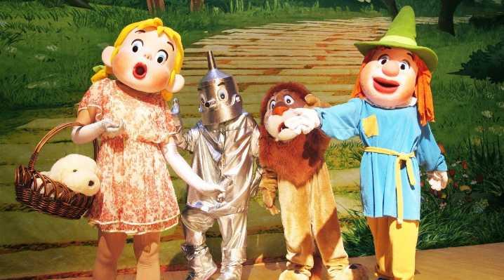 【下周演出】大型魔幻励志教育儿童剧《绿野仙踪》