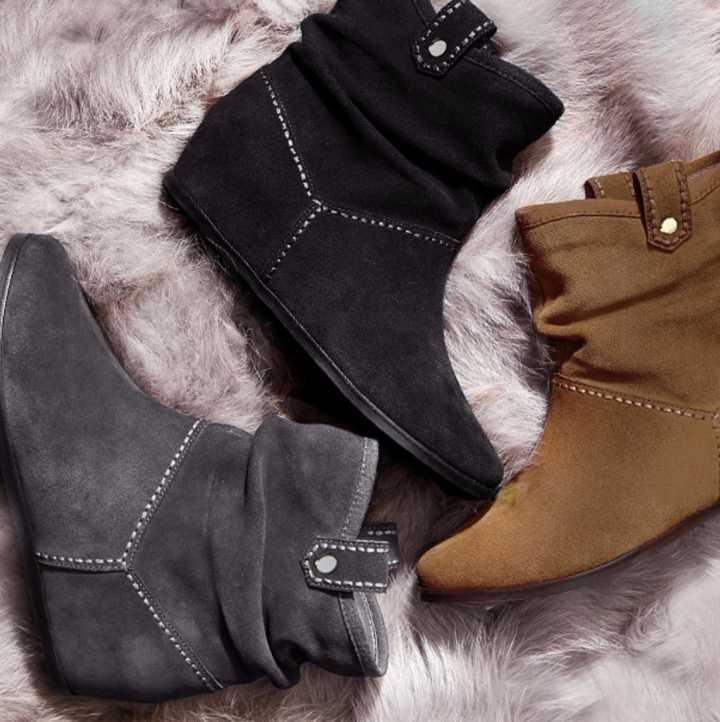 北一楼鞋区暖冬特惠!