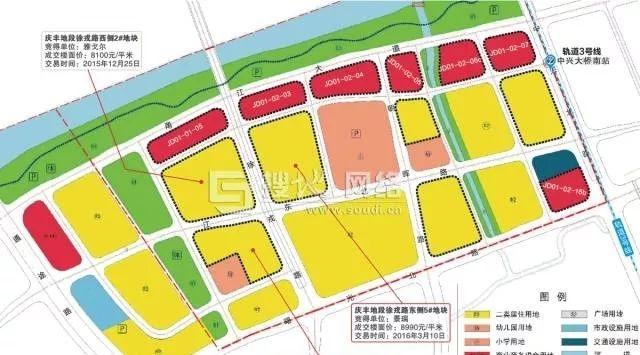 【城事】购物中心、名校、公园、地铁,庆丰片区未...