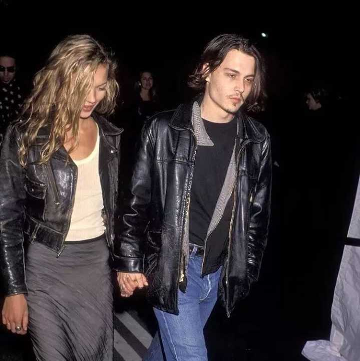 90年代明星模特机场街拍!