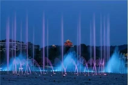 五一去哪玩丨五一期间杭州灯光秀、音乐喷泉全攻略!