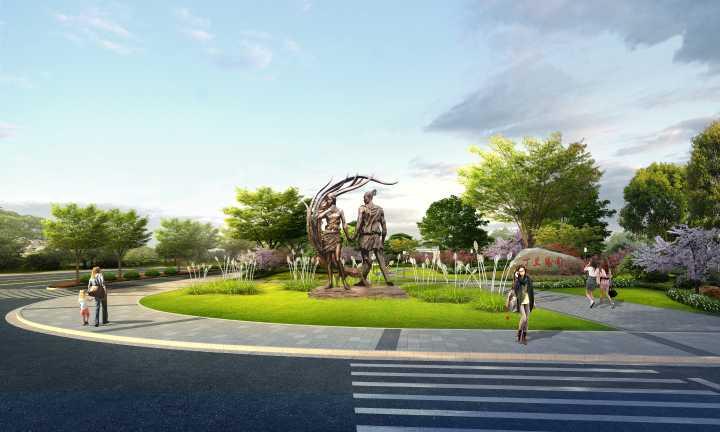 北城公园-入口雕塑.jpg