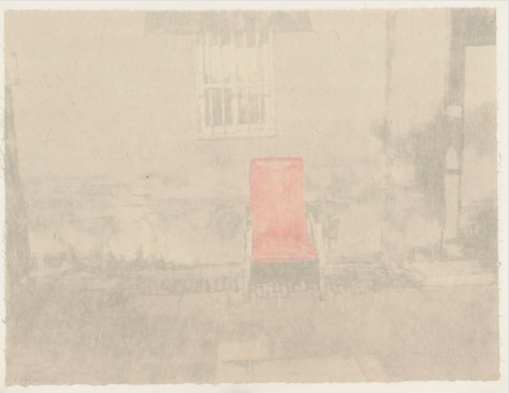 皮椅 韩冬 79x60cm  皮纸水墨 2017年 私人收藏.jpg