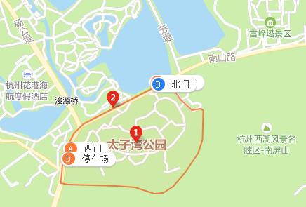杭州哪里看樱花 杭州看樱花好去处
