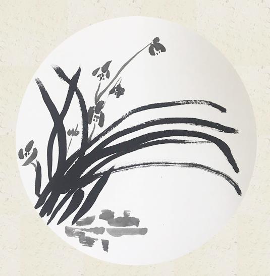 4炜炜 兰50.5x50.5cm 国画系列画作.jpg