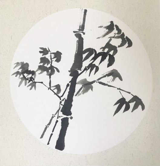 5炜炜 竹50.5x50.5cm 国画系列画作.jpg