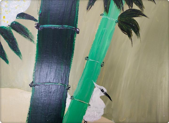 28雨桐 竹林54x38cm丙烯系列画作1.jpg