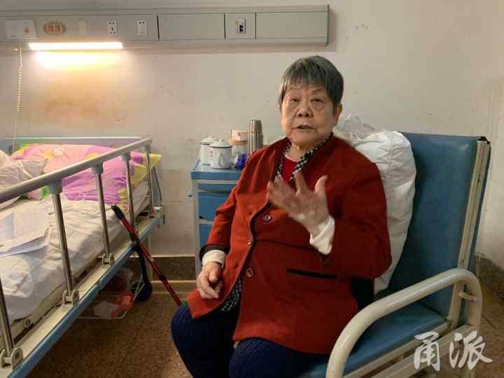 因为这件小事,86岁老太写感谢信点赞宁波市中医院医护