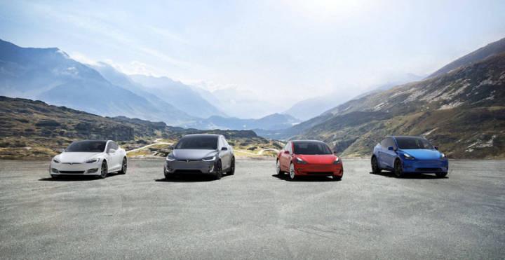 电动汽车,新车,特斯拉,特斯拉