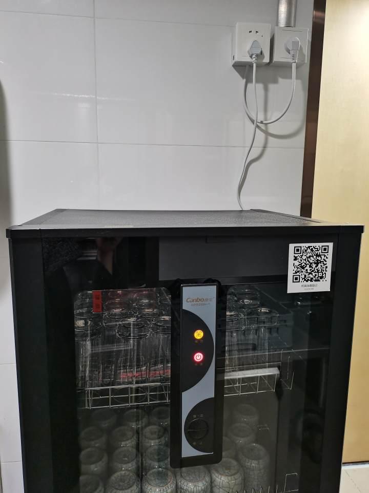 洗消间消毒柜连接的智能插座.jpg