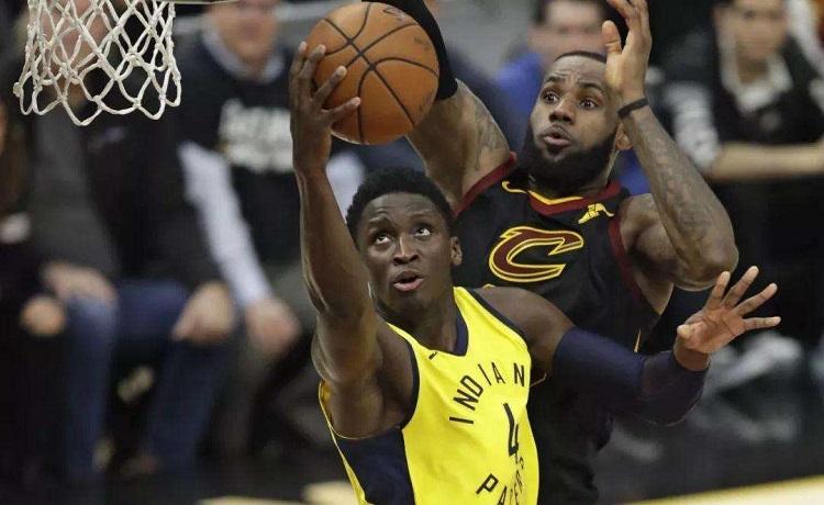 NBA:骑士vs步行者,詹姆斯能否赢下天王山之战!