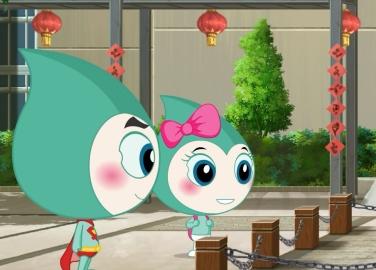 杭城这所学校有意思,宣传片做成了动画片