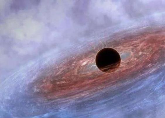 外星人或利用黑洞这种特性穿梭宇宙,人类也许永远...