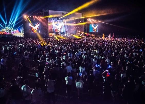 2017朱家尖东海音乐节