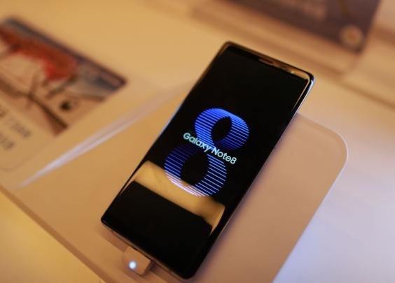 一只可以随心创作的手机,三星为什么这样定义Note 8