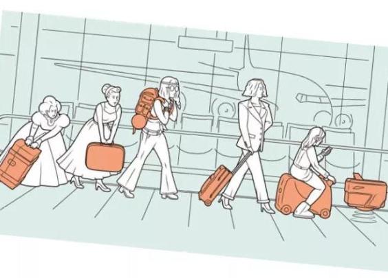 我们出版了一本《旅行打包贴士》,专门教你怎么打...