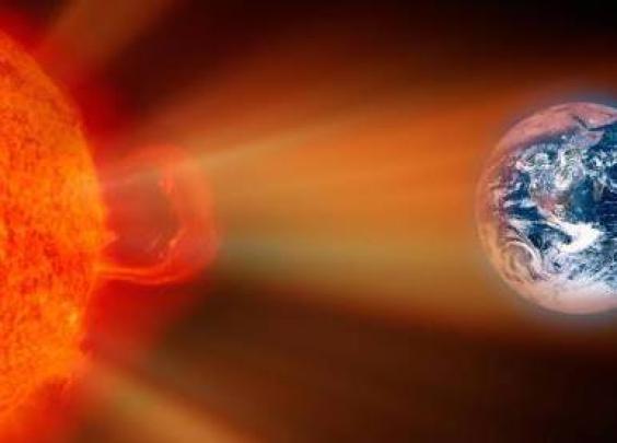 太阳:我会不断变胖,地球:这样好么……