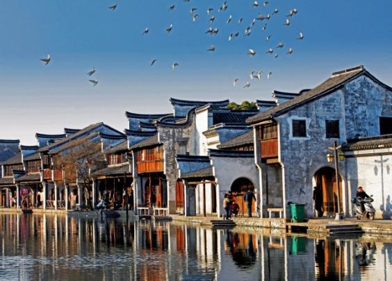 浙北这个低调的江南水乡,居然私藏这么多美景!