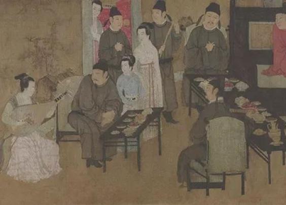 用绝美汉服演绎中国最纯正的舞乐,他们和故宫一起...
