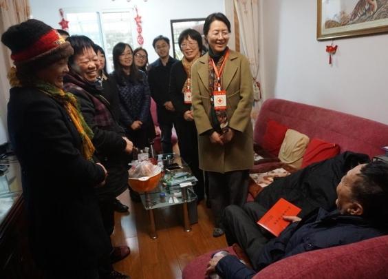 杭州4年发放80万救助金关爱400户计划生育特殊家庭