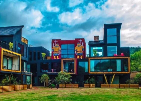 莫干山首家艺术酒店,简直是个童话世界!