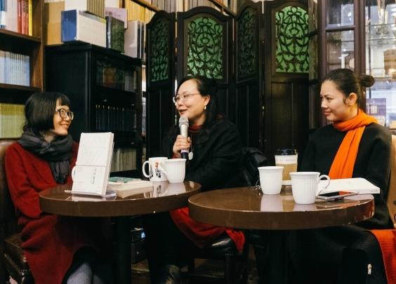张莉:70后写作者应该为沉默的大多数发声