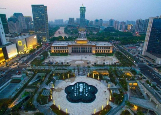 杭州申花板块新盘宜和园领出预售证|城事速递