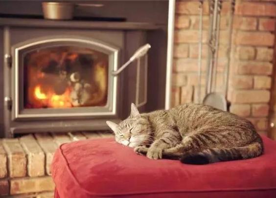 暖心合集 | 冬天还有比住进带壁炉&温泉&地暖...
