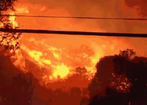 危急!加州山火又起,这回是在南部,直逼UCLA