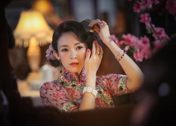 《演员》总导演:犀利章子怡,是她自己的定位