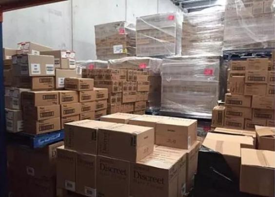 """澳奶粉曲线销往中国,仓库中间商""""遍地开花"""""""