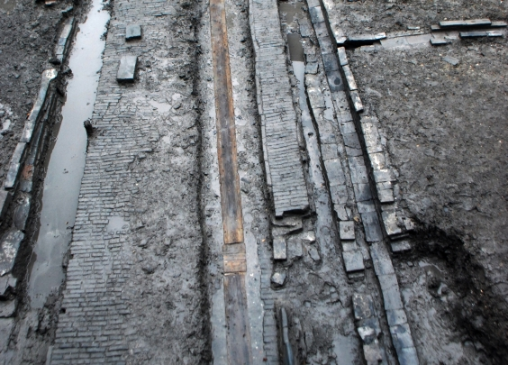 2017杭州考古新发现:我们就是喝西湖水长大的