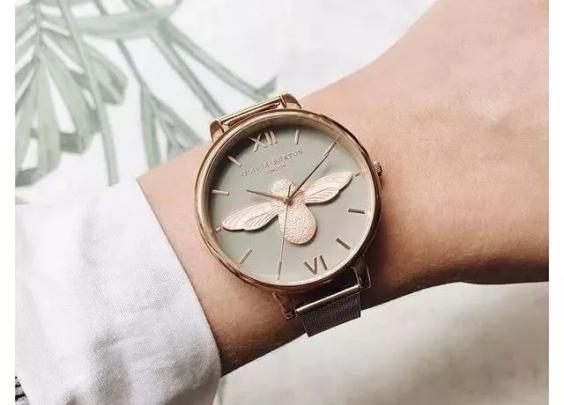 这款少女心爆棚的手表,从英国火到了岛国!每个日...
