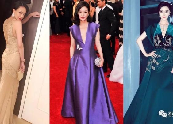 红毯女王舒淇范冰冰,竟然都输给了穿紫色的赵薇?