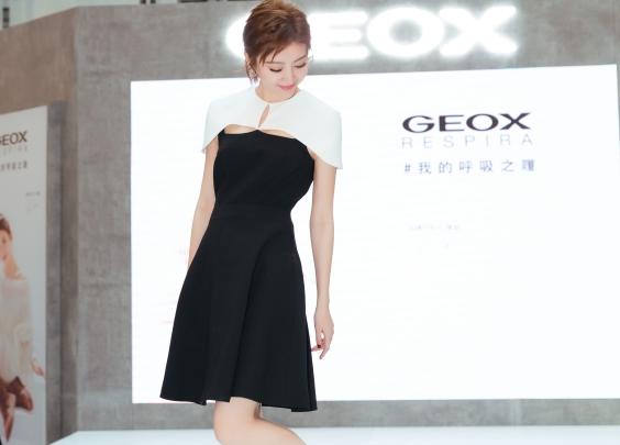 GEOX选代言人,为什么看上了景甜?