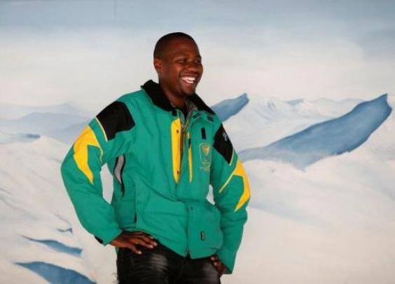 南非也能滑雪?还有要参加冬奥会的运动员呢